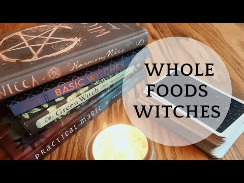 Whole Foods Witches