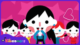 The Heart Song   Valentine's Day Song for Kids   The Kiboomers