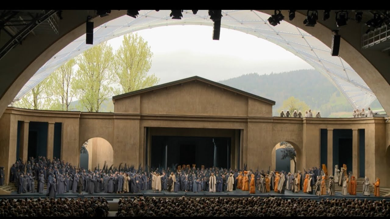 The Oberammergau Passion Play 2020   Trailer - YouTube