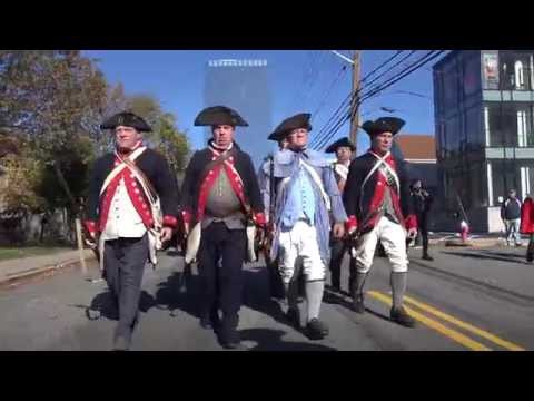 "Fort Lee celebrated the annual ""Retreat to Victory"" commemorating Washington's retreat from Fort Lee ""which saved the revolution"" Sunday."