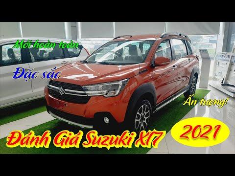 ô tô suzuki xl7