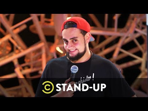 Ibrahim Salem | Stand Up | Comedy Central México