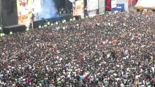 Leusemia - Demolicion  HD (Vivo por el rock 5 Estadio Nacional 23-05-2015)