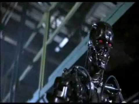 Terminator 1 ending