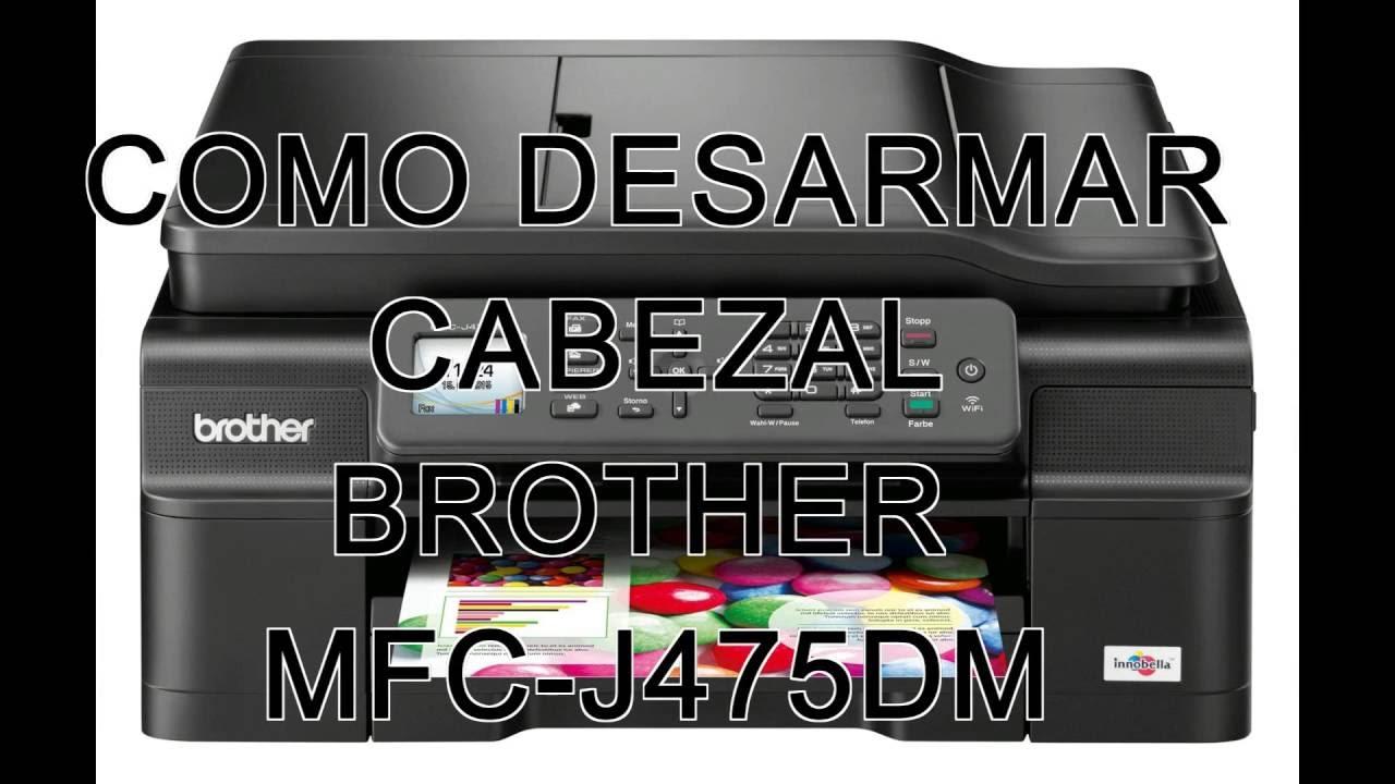 brother printer mfc j475dw
