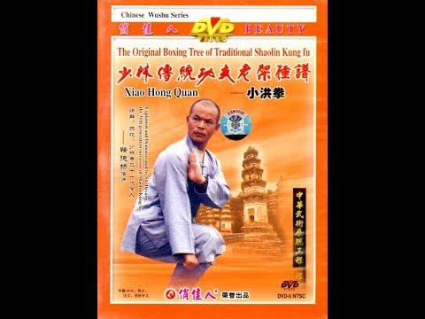 Shaolin small flood kung fu A