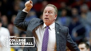 Yelling at players like Tom Izzo could get a young coach in trouble - Jay Bilas | College GameDay