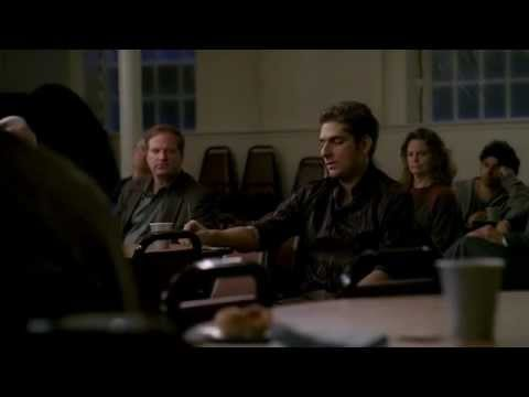 The Sopranos - Christopher At A Alcoholics Anonymous ...  The Sopranos - ...