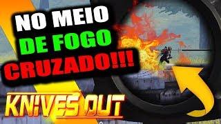 KNIVES OUT - EM MEIO DE FOGO CRUZADO