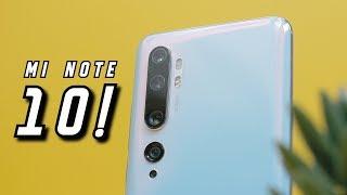 Mi Note 10 - niedoszły król mobilnej fotografii    recenzja #168