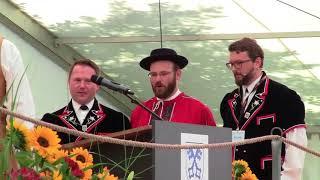 Bernisch-Kantonales Jodlerfest 2018 in Wangen an der Aare