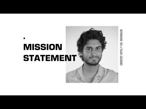 Mission Statment Episode 15: Taji Ameen