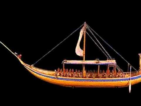 Early Greek Boats