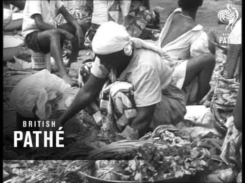 Crisis In The Congo  (1960)