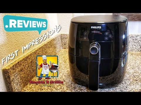 Philips Airfryer | TurboStar Review