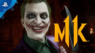 The Joker Gameplay Trailer