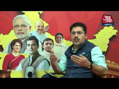 Rohit Sardana LIVE: मोदी की सुनामी है?
