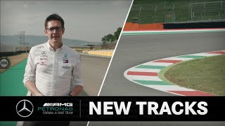 How F1 Teams Approach a New Track
