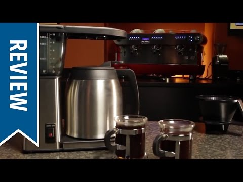 home coffee maker with water hookup