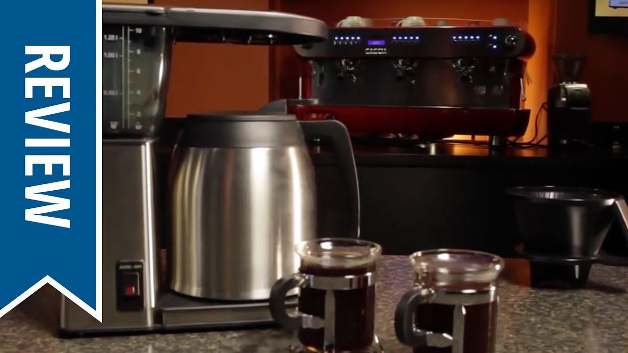 Bonavita Coffee Maker Stopped Working : Favorite Drip Coffee Maker: Bonavita Exceptional Brew - YouTube