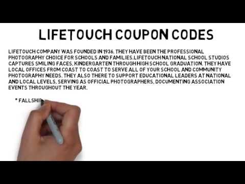 lifetouch coupon  save    promo code youtube