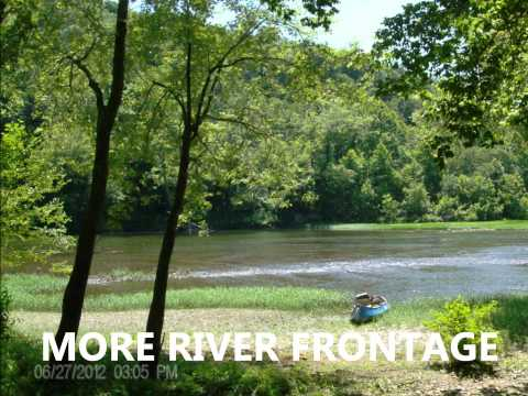 Greenbrier River cabin.wmv