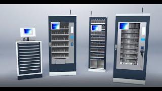Automatisierte Materialversorgung mit dem Werkzeugausgabesystem METZLER-MAT/HK-MAT