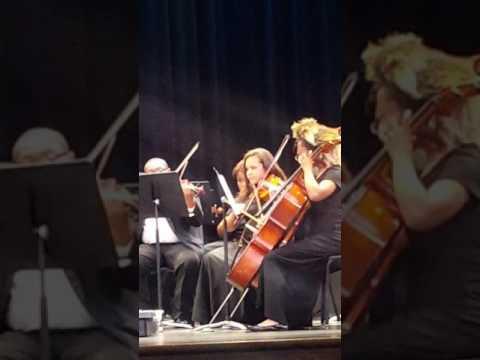 Laela Dawson....first chair viola!!