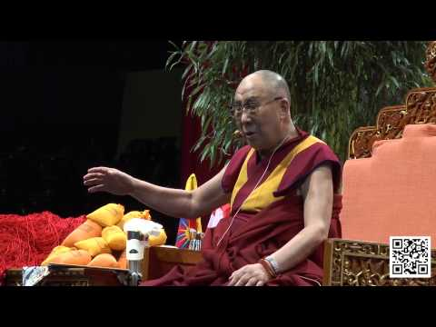 H.H.The 14th Dalai Lama for Tibetans. Speech  in Basel Switzerland 08 Feb 2015