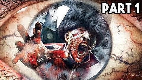 Let's Play ZOMBI Deutsch German #01 - Zombieausbruch in London