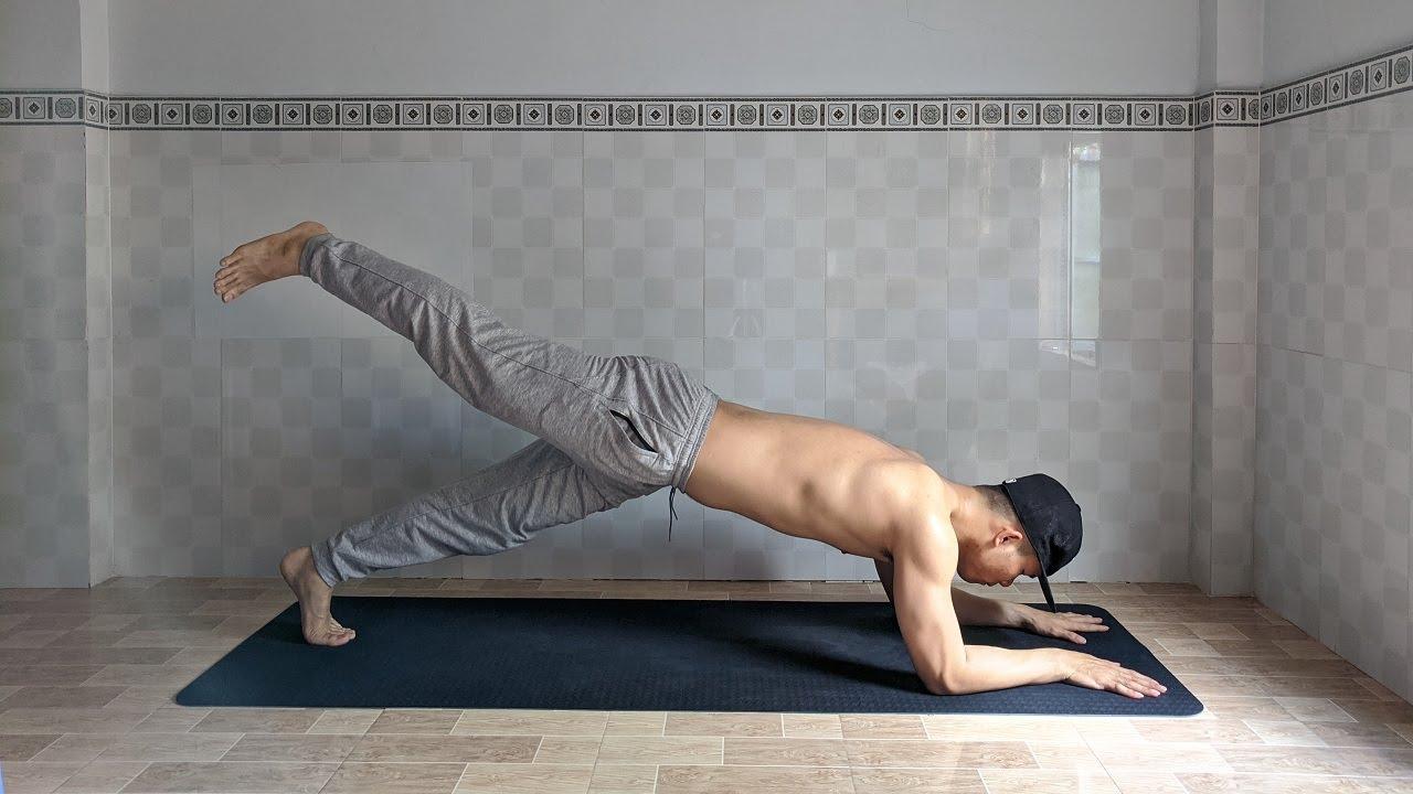 Thử Thách 20 Ngày Cardio-10 Phút Tập Cardio Workout Tại Nhà (Ngày 19)