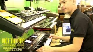 Roland E-A7: Ngày sau sẽ ra sao - Duy Khanh keyboardist