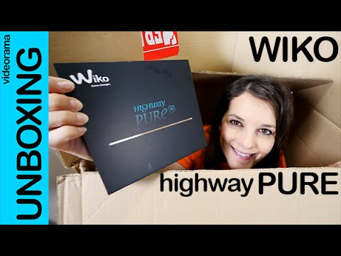 Wiko Highway Pure 4G review en español