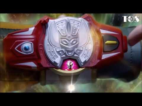 Ultraman Ginga Strium's Strium Brace All Finshers