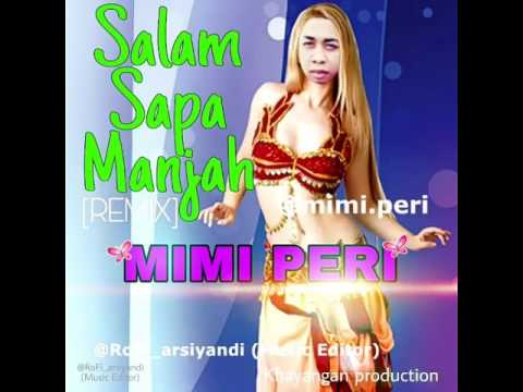 Remix SALAM SAPA MANJA Dari MIMI PERI Dijamin Seruuu dan Ngakak ,,,,,...