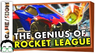 The Genius of Rocket League Gameplay | Game/Show | PBS Digital Studios