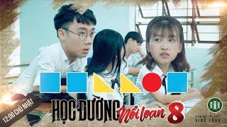 Phim Cấp 3 Phần 8 : Tập 10 | Phim Học Đường 2018 | Ginô Tống