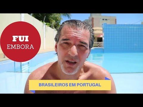 BRASILEIROS ESTÃO INDO EMBORA DE PORTUGAL