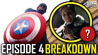 Falcon And The Winter Soldier EPISODE 4 Breakdown & Ending Explained Review | Marvel MCU Easter Eggs