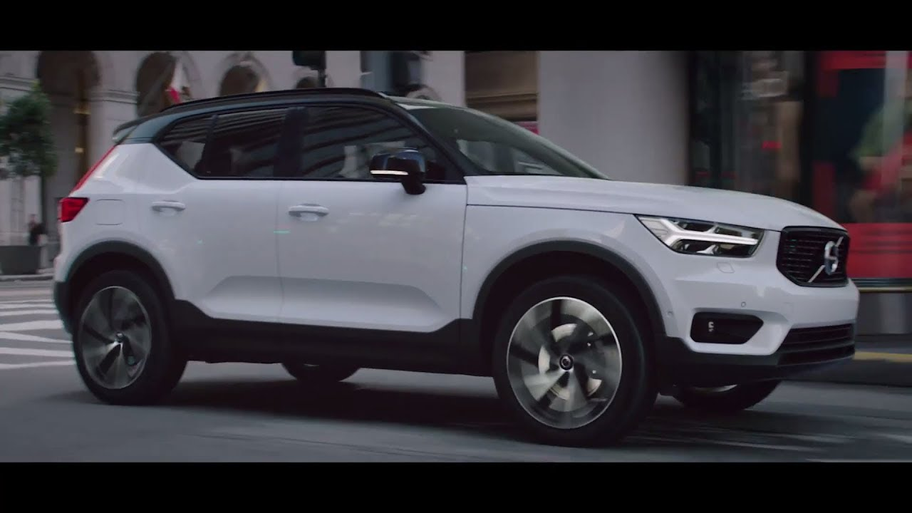 Volvo Xc40 Commercial Unofficial Music Youtube