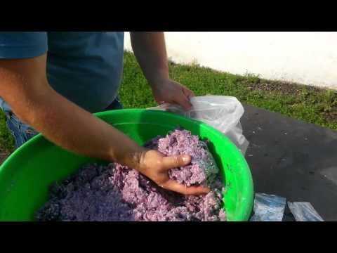 Silk Plaster | Первый канал - Жидкие обои нанесение