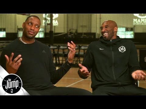 Kobe Bryant & Tracy McGrady Interview Part 1: On their disputed 1-on-1 game & more | The Jump