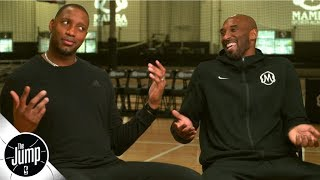 Download Kobe Bryant & Tracy McGrady Interview Part 1: On their disputed 1-on-1 game & more | The Jump Mp3 and Videos
