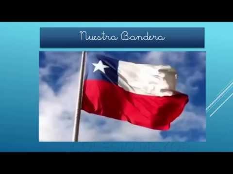 Nuestros Símbolos Patrios De Chile
