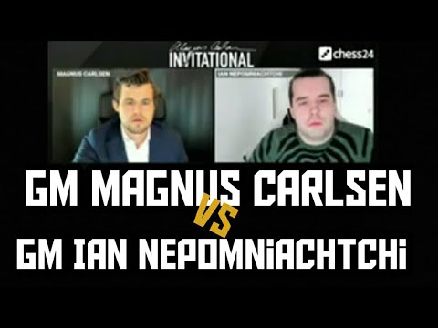 Magnus Carlsen Invitational Standings