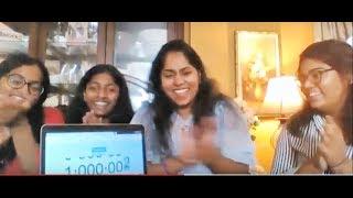 Mia Kitchen 1 Million Subscriber Celebration