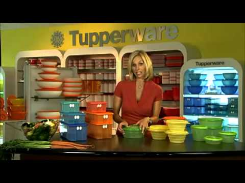 Fridge Storage Products by Tupperware.flv
