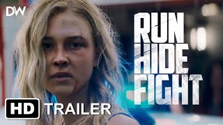 OFFICIAL TRAILER RELEASE: Run Hide Fight