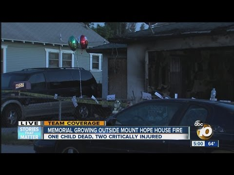 12-year-old boy killed, siblings critically hurt in fire