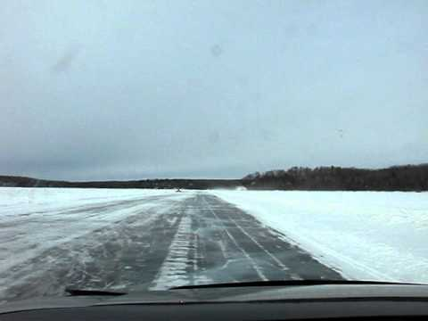 Red lake ice report 2013